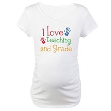 Love Teaching 2nd Grade Shirt