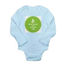 Funny 2013 logos Long Sleeve Infant Bodysuit