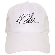 Robert E. Lee Signature Baseball Cap
