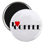 I LOVE FREEDOM COFFEE™ Magnet