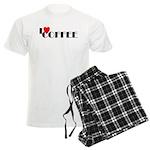 I LOVE FREEDOM COFFEE™ Men's Light Pajamas