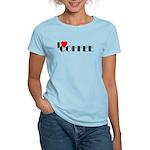 I LOVE FREEDOM COFFEE™ Women's Light T-Shirt