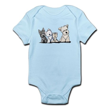 Terrier Time Infant Bodysuit