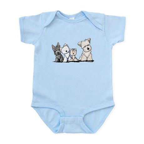 Terrier Time Infant Bodysuit
