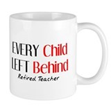 Retired Teacher II Coffee Mug