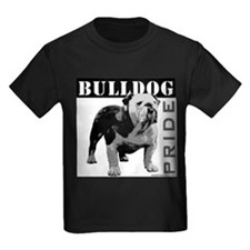 Unique Kids bulldog T