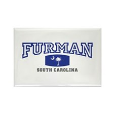 Furman South Carolina, SC, Palmetto State Flag Rec