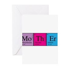 Periodic Mother Greeting Cards (Pk of 10)