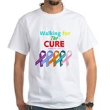 Walking for the CURE Shirt