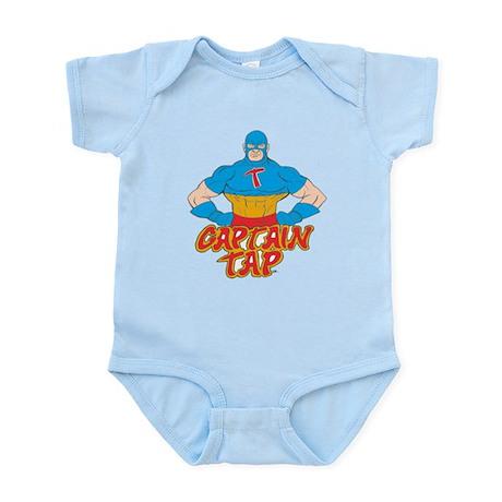 Captain Tap! Infant Bodysuit