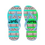 Cardiac Nurse Flip Flops