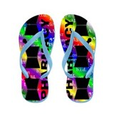 Pharmacist Humor Flip Flops