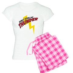 Don't steal my thunder Women's Light Pajamas