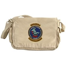 US - NAVY - Seal Team 4 Messenger Bag
