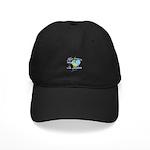 St. Lucian Valentine's designs Black Cap