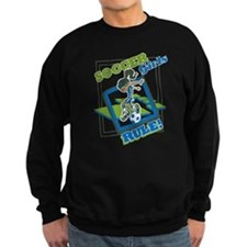 Soccer Girls Rule Sweatshirt