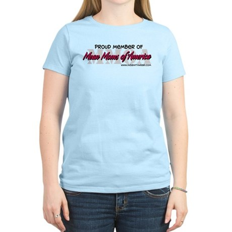 Mean Moms of America Women's Light T-Shirt
