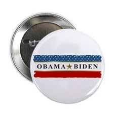 "Obama Biden Star 2012 2.25"" Button (100 pack)"