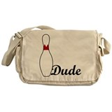 Dude Messenger Bag