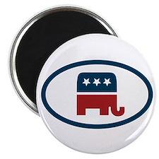Republican elefant Magnet