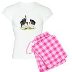 Japanese Black White Bantams Women's Light Pajamas