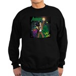 Lovecraft Avengers Sweatshirt (dark)