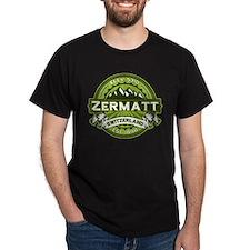Zermatt Green T-Shirt