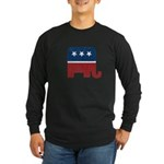 election animal elefant republican Long Sleeve Dar