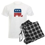election animal elefant republican Men's Light Paj