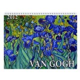 Vincent van Gogh Wall Calendar