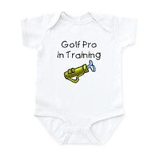 Golf Pro in Training Infant Creeper