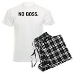 No boss Men's Light Pajamas