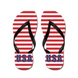 My USA Flip Flops - 4th July (III)