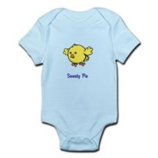 Cute Baby's 1st vacation Infant Bodysuit