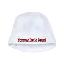 Nonna's Little Angel baby hat