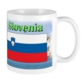 Slovenia Coffee Mug