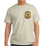 Delaware State Police Ash Grey T-Shirt