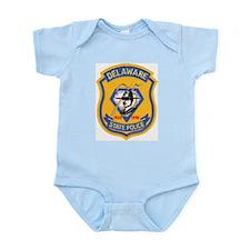 Delaware State Police Infant Creeper