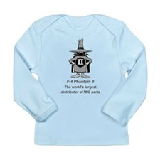 F-4 Phantom Long Sleeve Infant T-Shirt