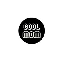 COOL MOM Mini Button