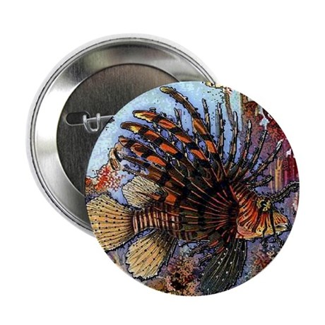 "Ocean Window 2.25"" Button (10 pack)"