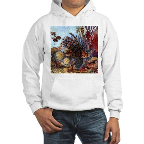 Ocean Window Hooded Sweatshirt