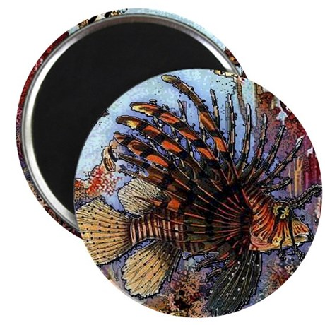 "Ocean Window 2.25"" Magnet (100 pack)"