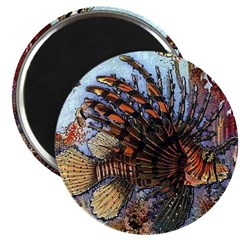 "Ocean Window 2.25"" Magnet (10 pack)"