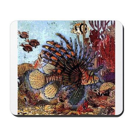 Ocean Window Mousepad