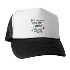 Big Girl Panties Trucker Hat