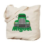 Trucker Miguel Tote Bag