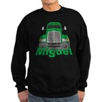 Trucker Miguel Sweatshirt (dark)