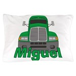 Trucker Miguel Pillow Case