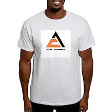 """ALLIS-CHALMERS"" Ash Grey T-Shirt"